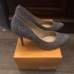 NIB Unisa cutout heels, size 7M